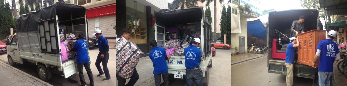 Dịch vụ chuyển nhà trọn gói Thị xã Quảng Yên
