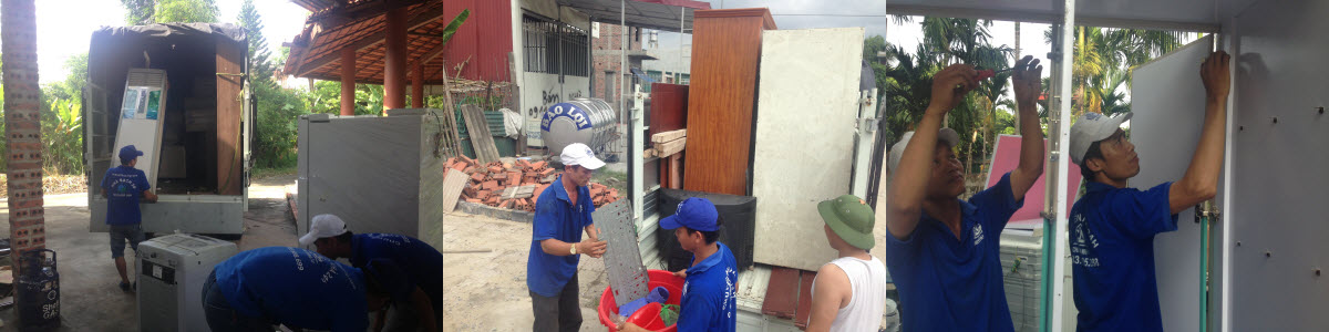 Dịch vụ chuyển nhà trọn gói Uông Bí