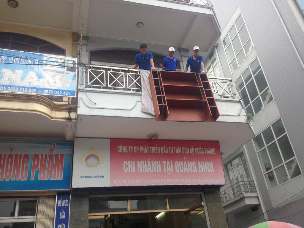 Dịch vụ chuyển văn phòng tại Cẩm Phả