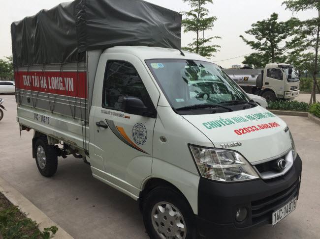 Dịch vụ cho thuê xe tải 1
