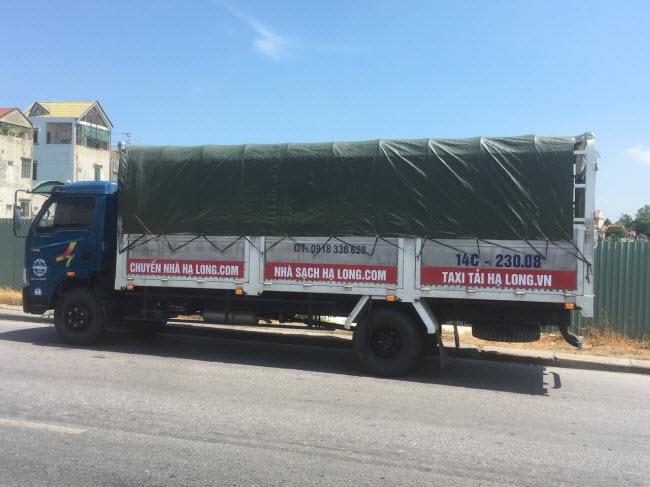 Dịch vụ cho thuê xe tải 4