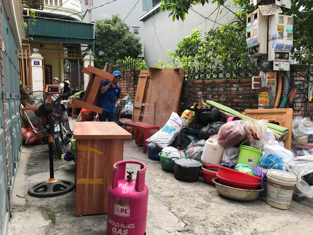Dịch vụ chuyển nhà giá rẻ Hạ Long