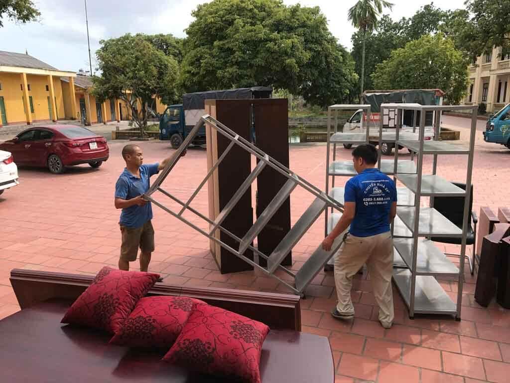 Dịch vụ chuyển văn phòng tại Uông Bí