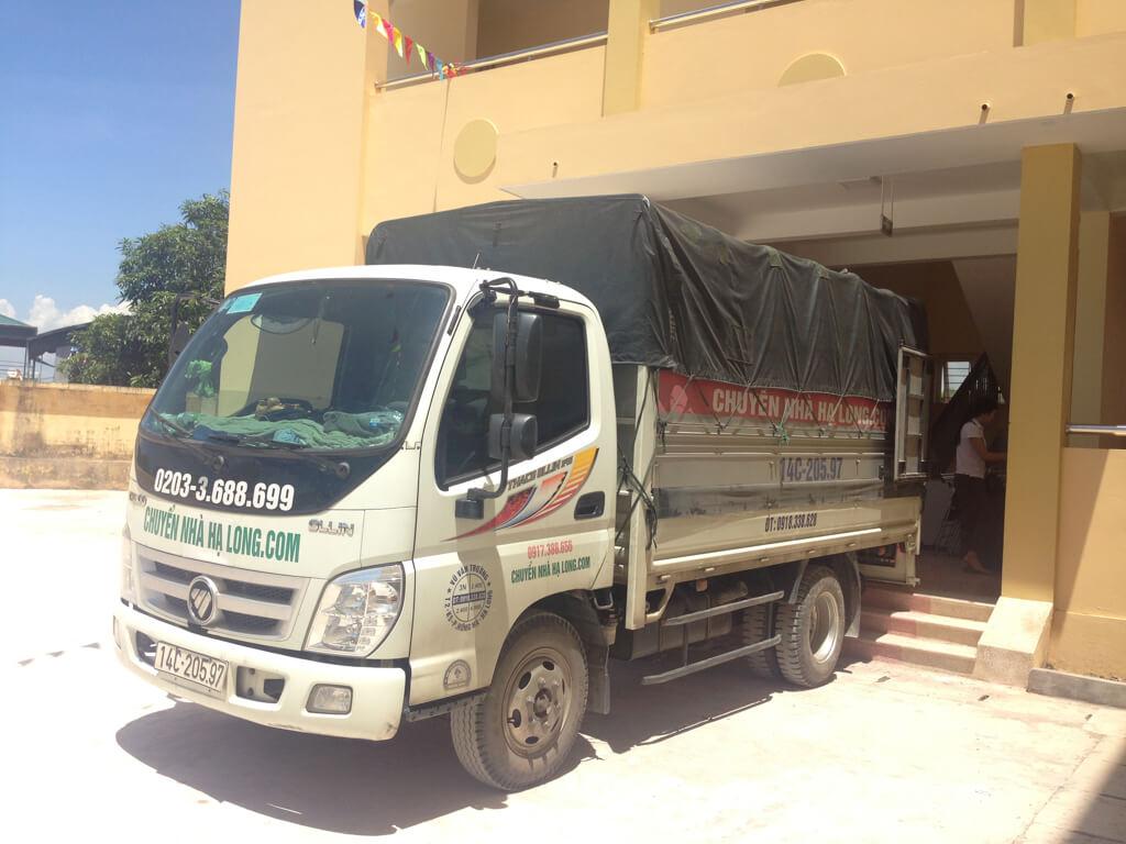 taxi tải hạ long 2 tấn 5