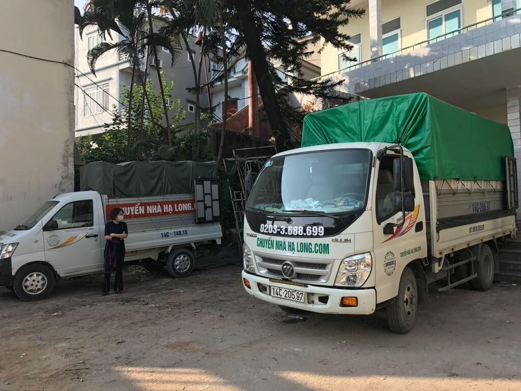 Taxi tải Hạ Long giá rẻ