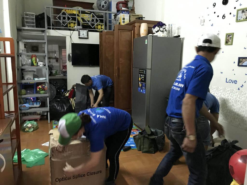 Dịch vụ dọn nhà trọn gói tại Uông Bí