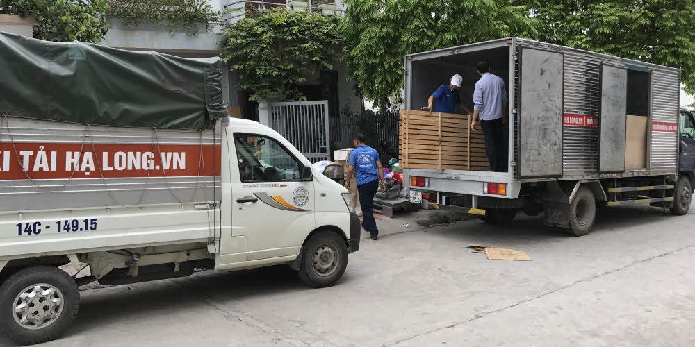Trách nhiệm của dịch vụ chuyển nhà hạ long