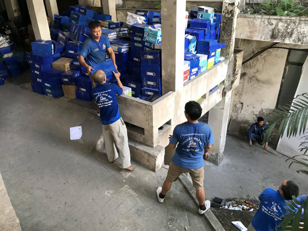 Dịch vụ chuyển văn phòng tại Hạ Long