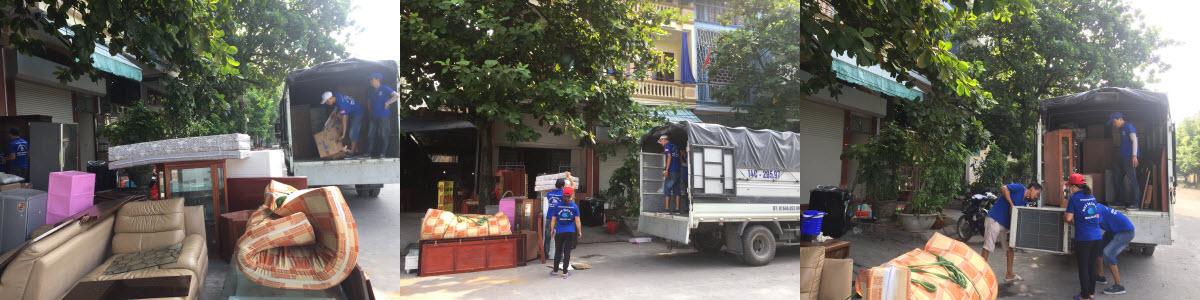 Dịch vụ chuyển nhà ở Hạ Long