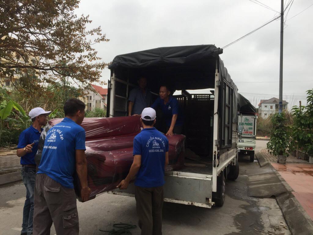 Dịch vụ chuyển nhà ở tại Quảng Ninh