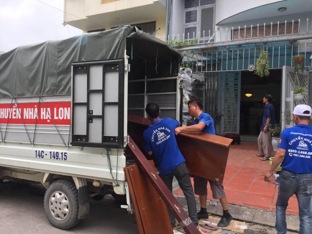Công ty chuyển nhà tại Quảng Ninh
