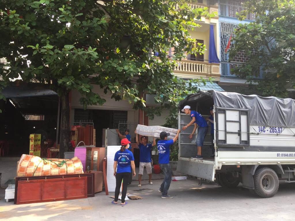 Dịch vụ chuyển nhà ở Quảng Ninh