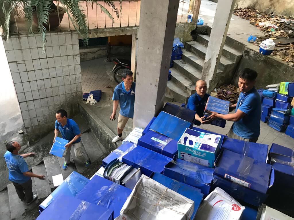 Video dịch vụ chuyển văn phòng tại Hạ Long