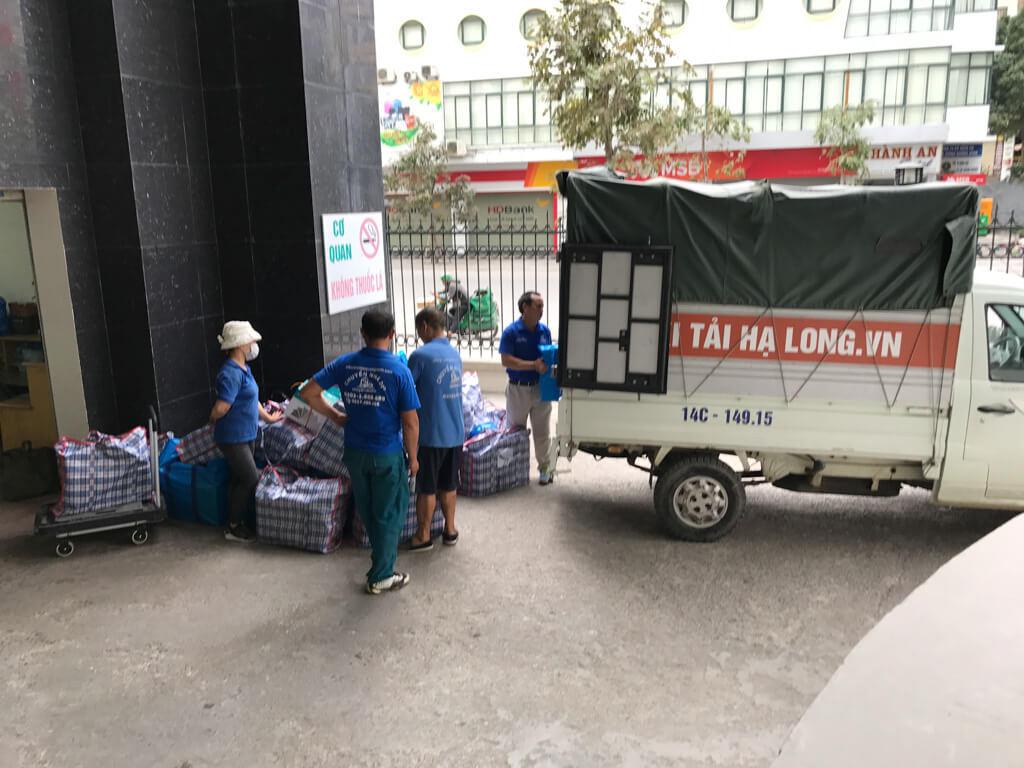 Chuyển văn phòng BHXH tỉnh Quảng Ninh