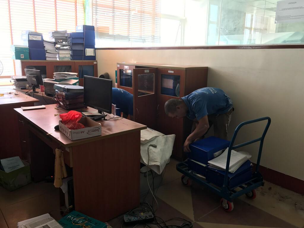 Chuyển văn phòng Ban Quản Lý Khu Kinh Tế Quảng Ninh