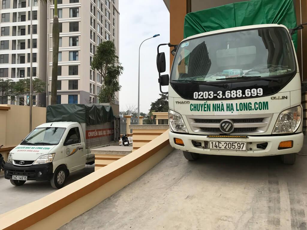 Dịch vụ vận tải tại Quảng Ninh
