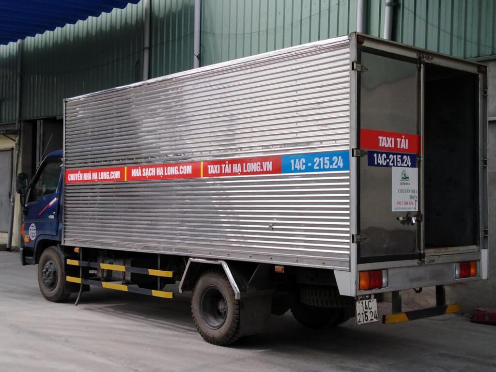 Bảng giá thuê xe tải