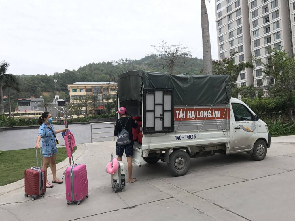 Taxi tải Bãi Cháy