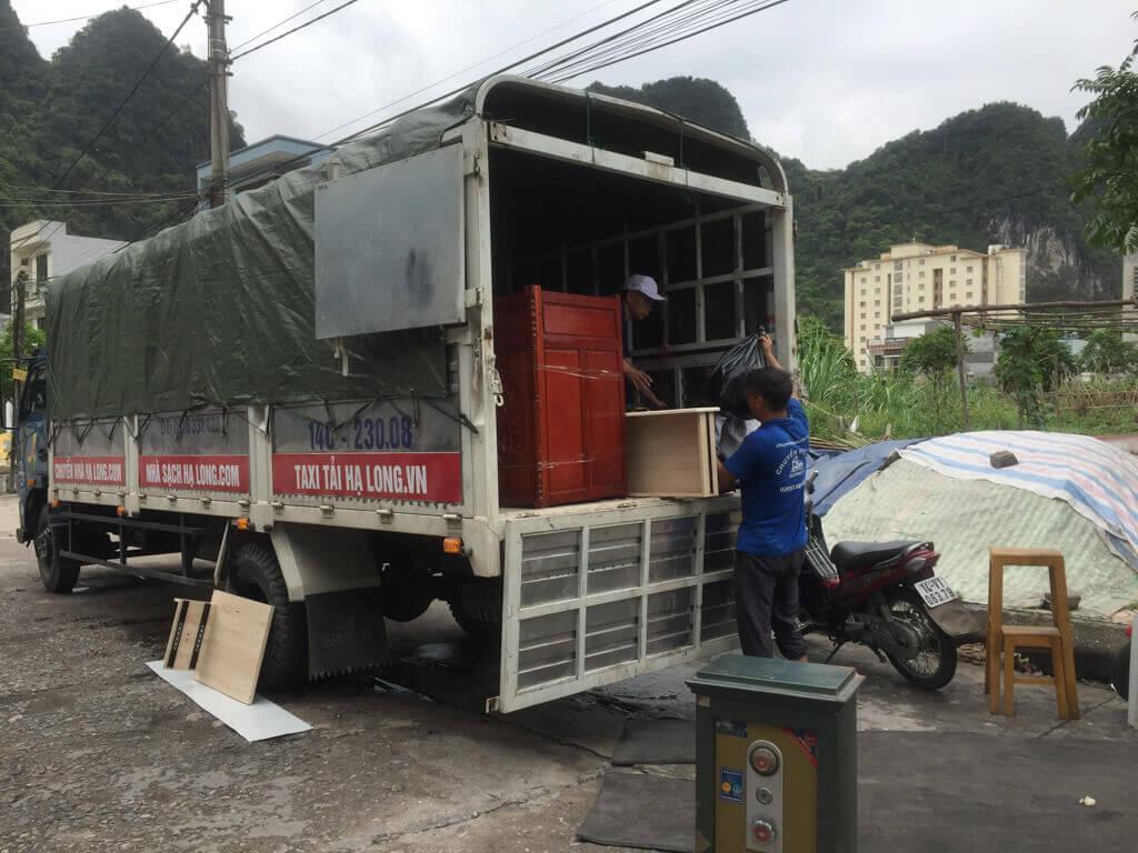 Dịch vụ chuyển nhà CN-G4